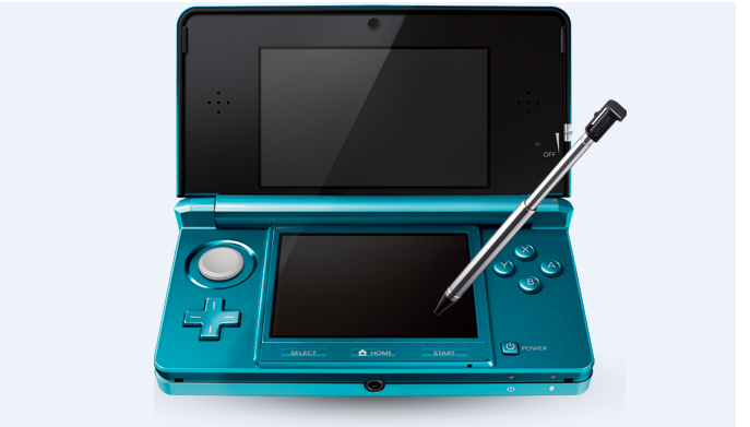 Nintendo 3DS Hardware
