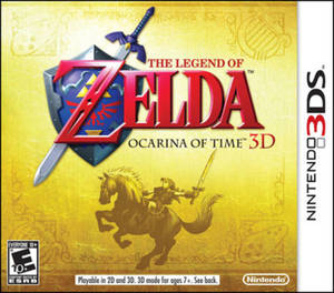 Nintendo-3DS-Ocarina-of-Time-3D-Box-Art