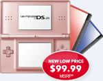 Nintendo DSlite Price Drop