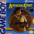 Avenging Spirit Box Art TSG