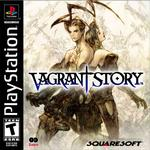 Vagrant Story Cover Alternate